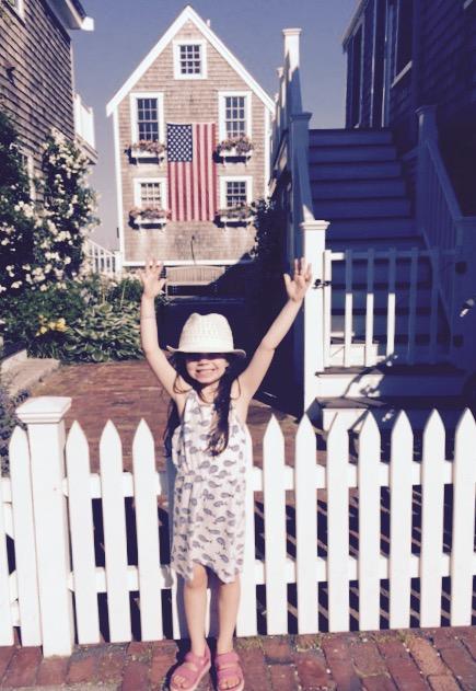Photo Fillette à Provincetown