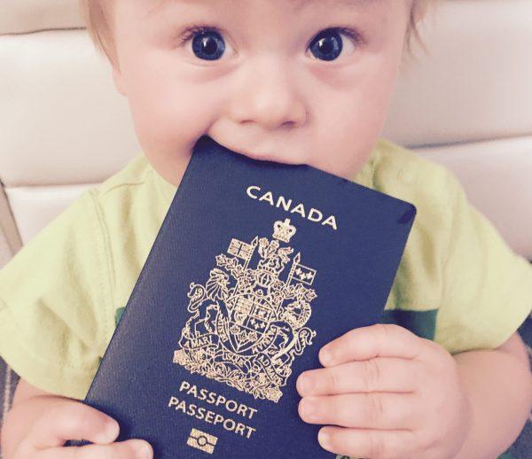 © bbjetlag.com tout droit réservé. Aucune reproduction sans autorisation. Le passeport canadien pour enfant