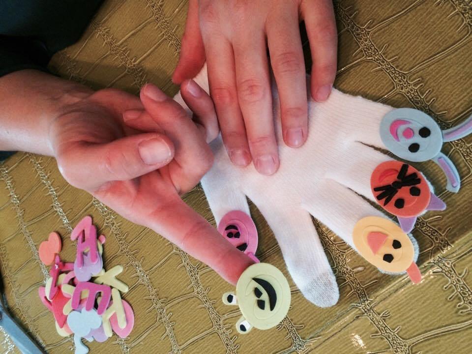 Marionnettes pour bébé