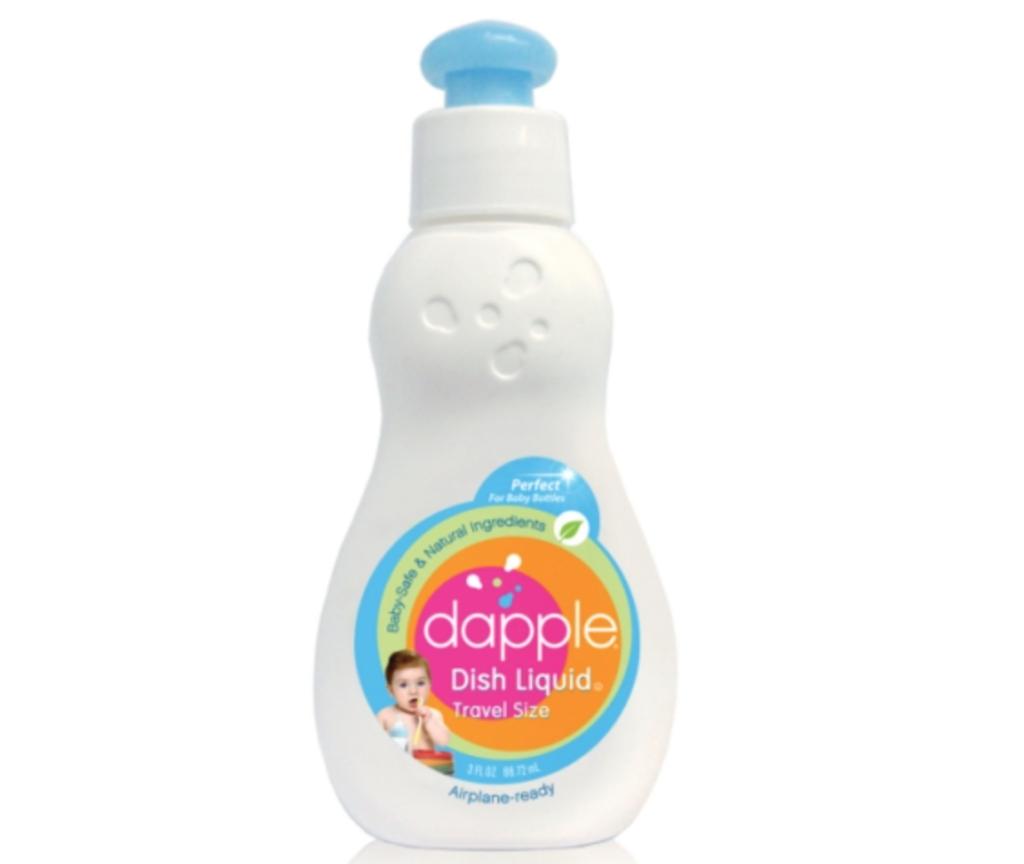 Liquide à vaisselle © Dapple format 88 ml.