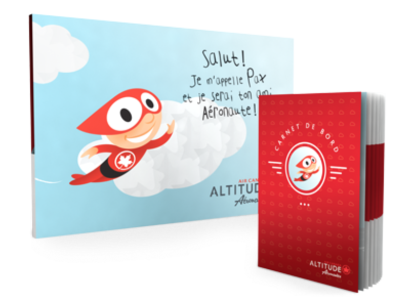 Programme Aéronautes Air Canada