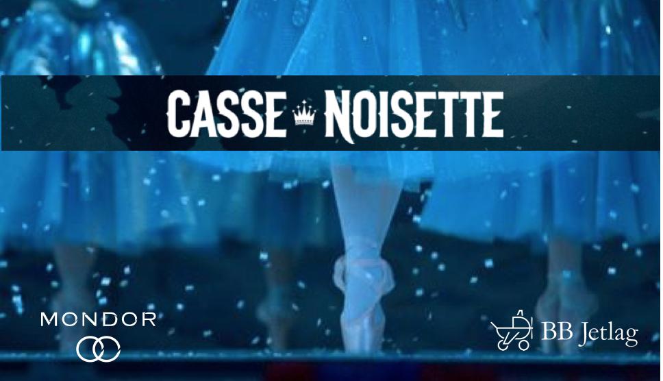 © Casse-Noisette, Les Grands Ballets Canadiens