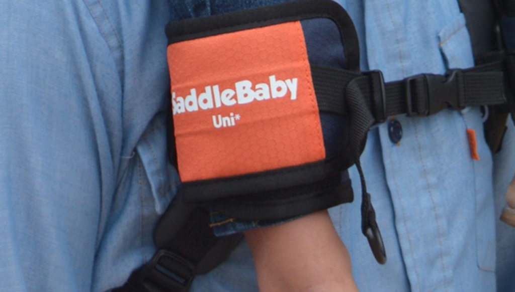 SaddleBaby Uni*