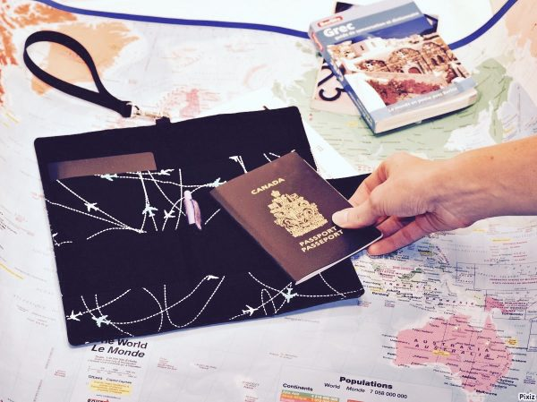 Étui à passeport Filabil
