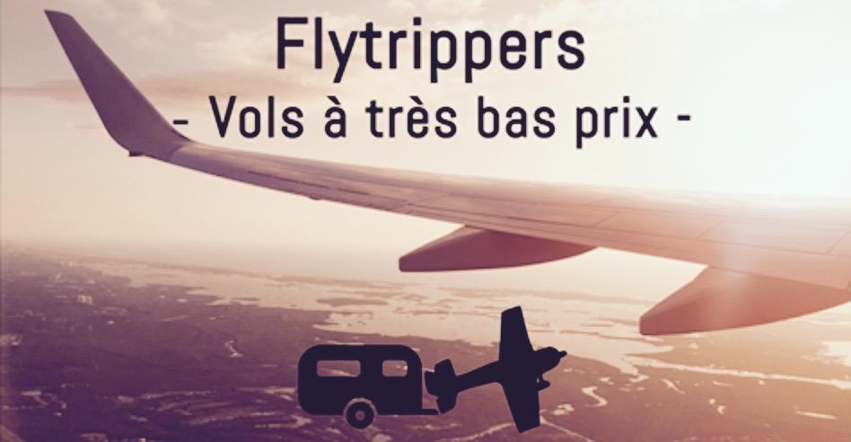 Flytrippers vols à très bas prix