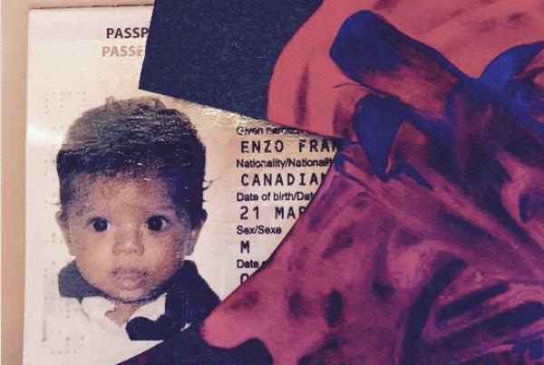 Trucs pour photo de passeport pour enfant