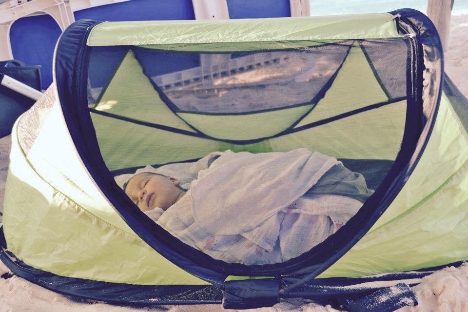PeaPod de KidCo : Lits d'appoint pour bébé et enfant en voyage