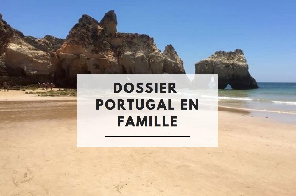 Portugal en famille voyager avec des enfants