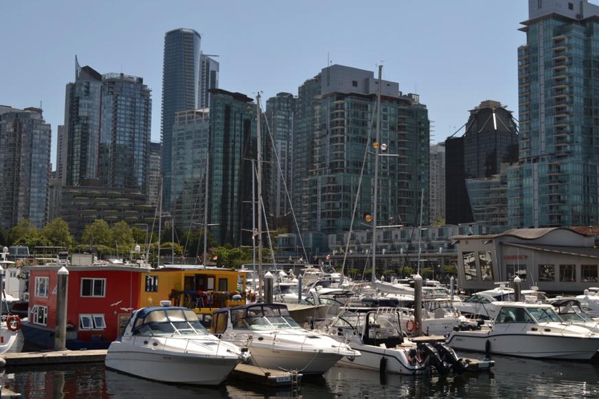 Vancouver en famille