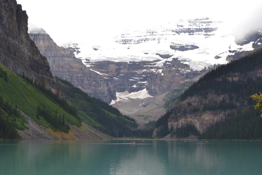 Lac Louise - Parc National de Banff © Amélie Racine