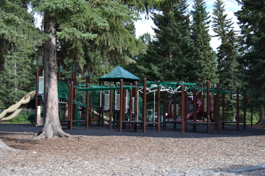 Canmore - Parc Centennial © Amélie Racine