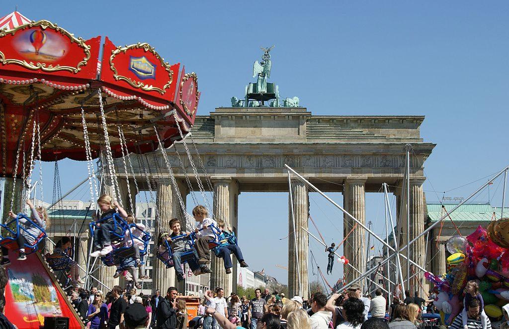 Le Kiderfestival à Berlin © By Jens Cederskjold, CC BY 3.0