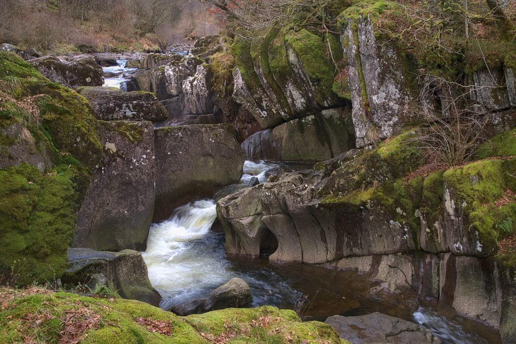 Écosse - Bracklinn Falls © ShinyPhotoScotland