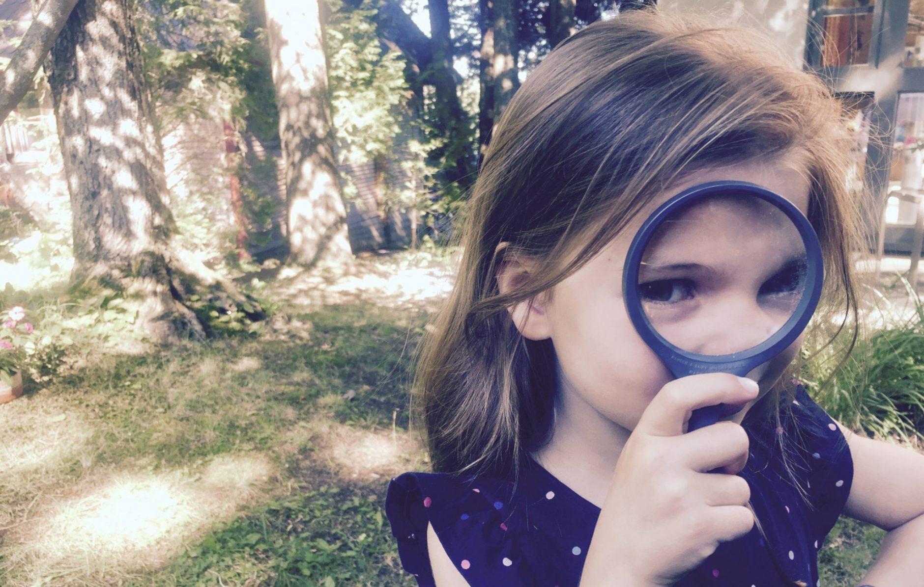 Jeux de chasse aux tresors pour enfant