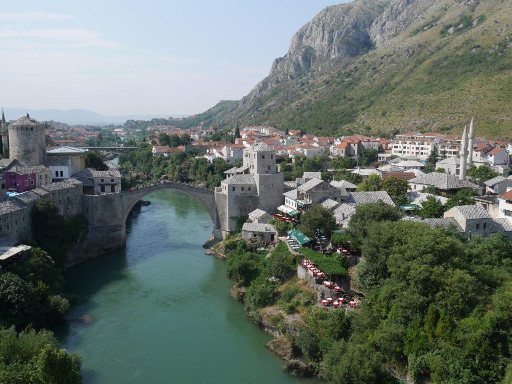 Vieille ville de Mostar © Etienne Guertin-Tardif