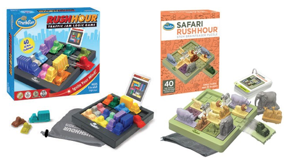 Rush Hour de Thinkfun