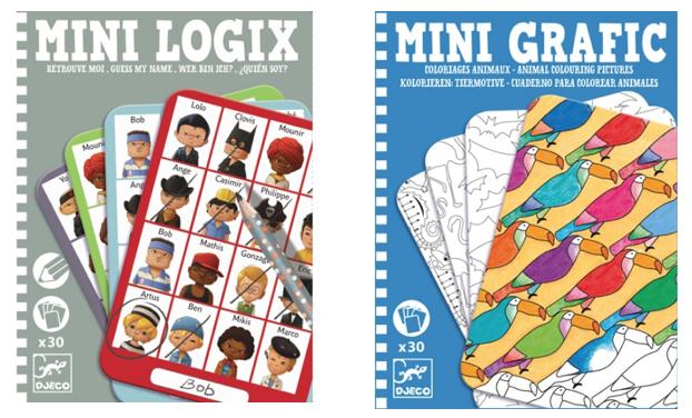 Mini Logix et Mini Grafic
