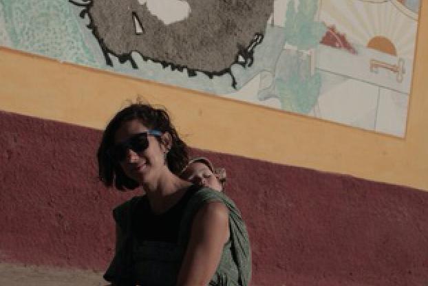 Portage en voyage par Marilou Jette