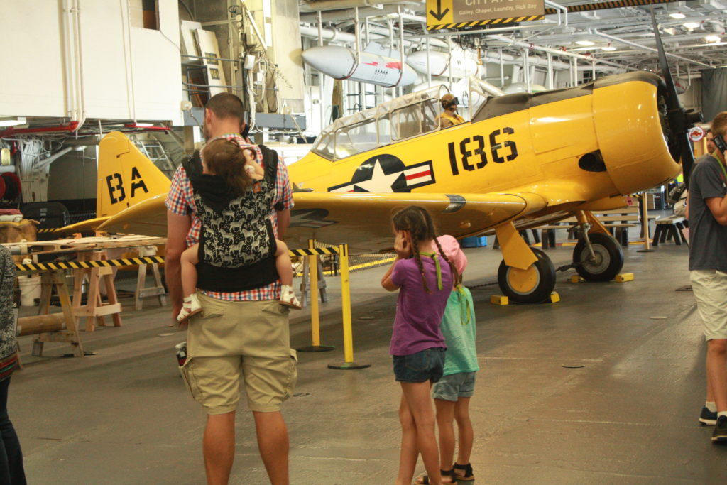 Musée USS Midway