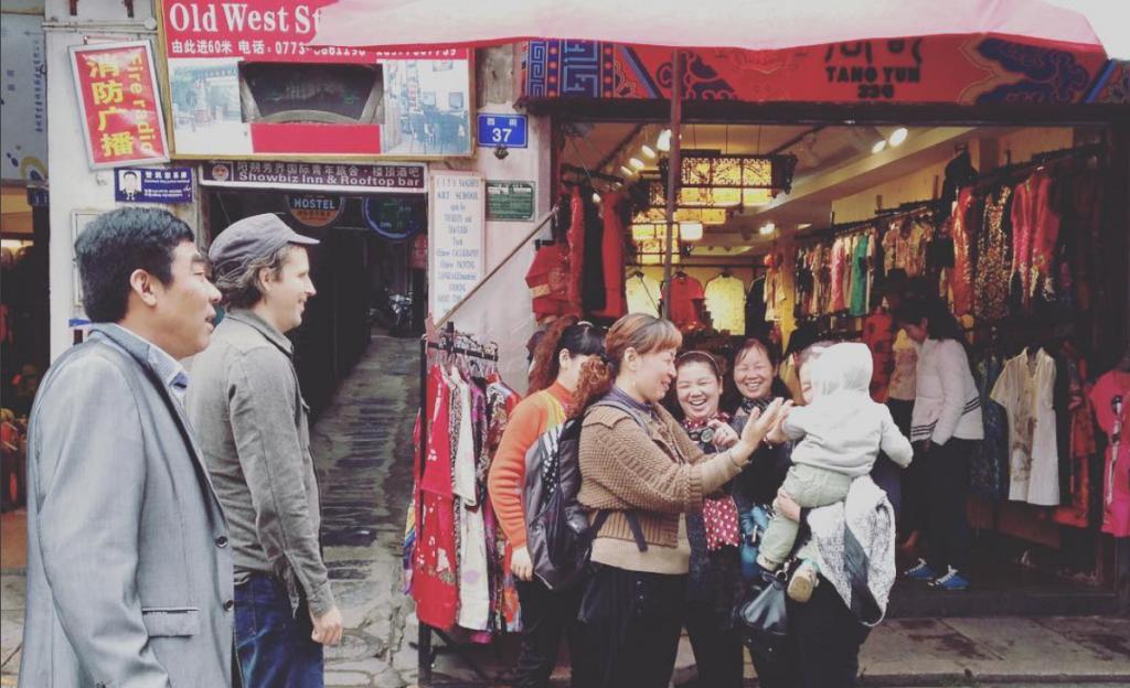Yangshuo, Chine © Marilou Jette