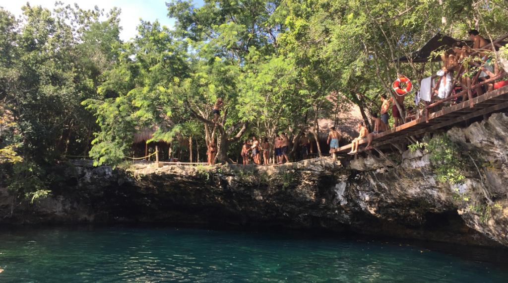 Cenote Jardin del Eden (Ponderosa)