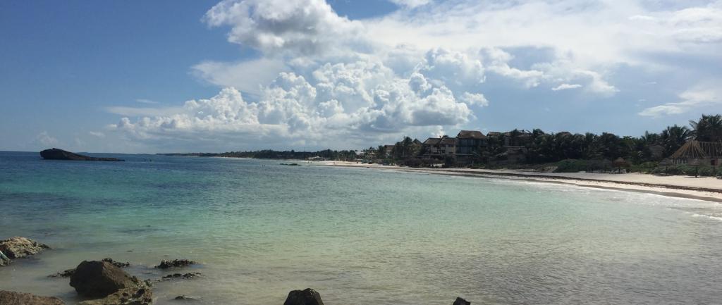Tulum Beach Plage Riviera Maya