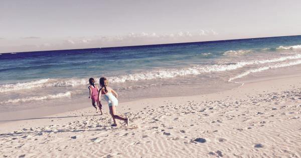 Plage en famille Riviera Maya