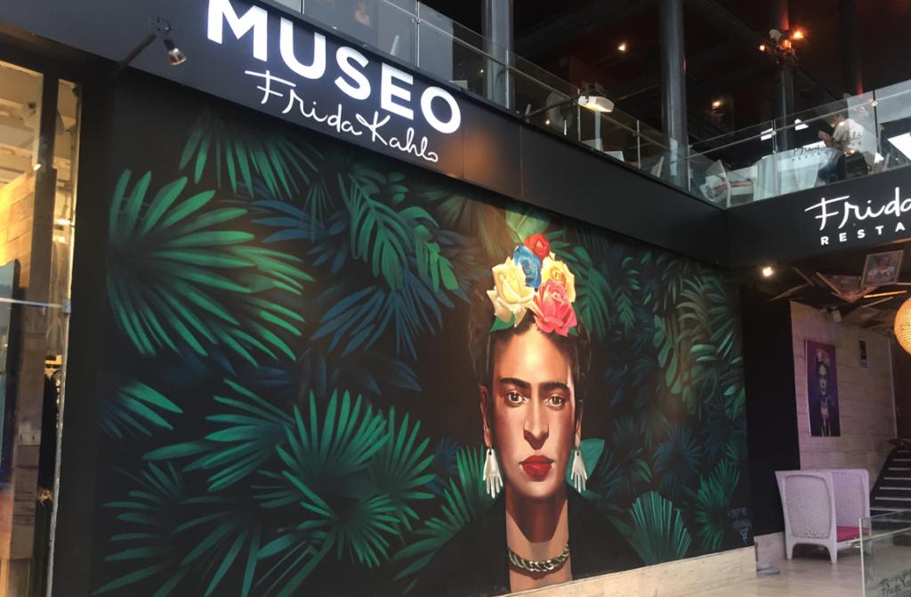 Museo Frida Kahlo Playa del Carmen © Playa del Carmen