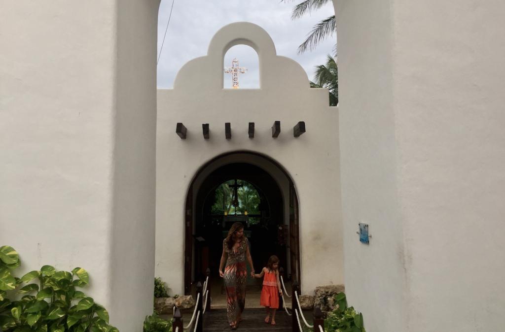 Petite chapelle Nuestra Señora del Carmen