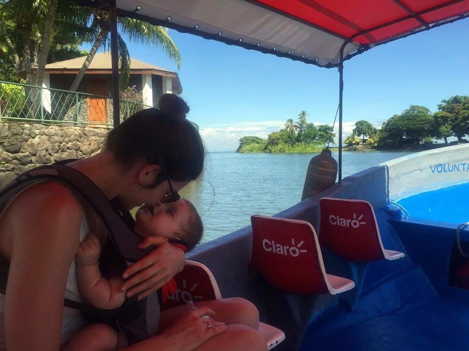 Isletas de Grenada, Nicaragua © Aryann Gosselin