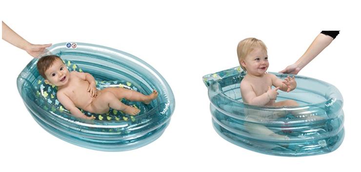 Baignoire évolutive gonflable de Babymoov