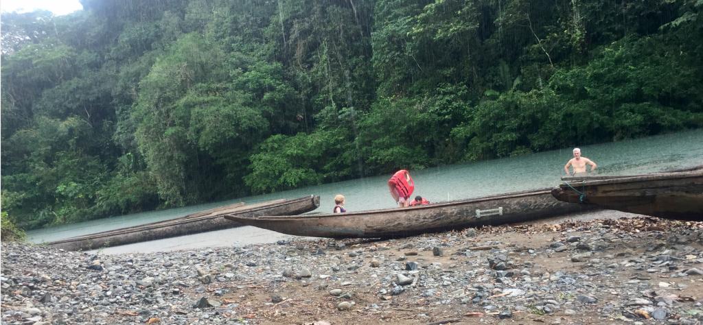 Embera Puru, Panama