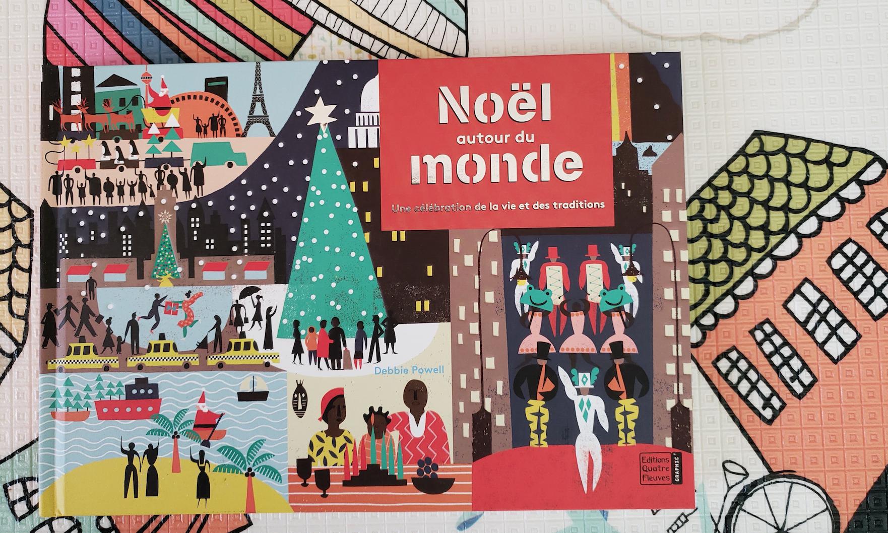 Noel autour du monde livre