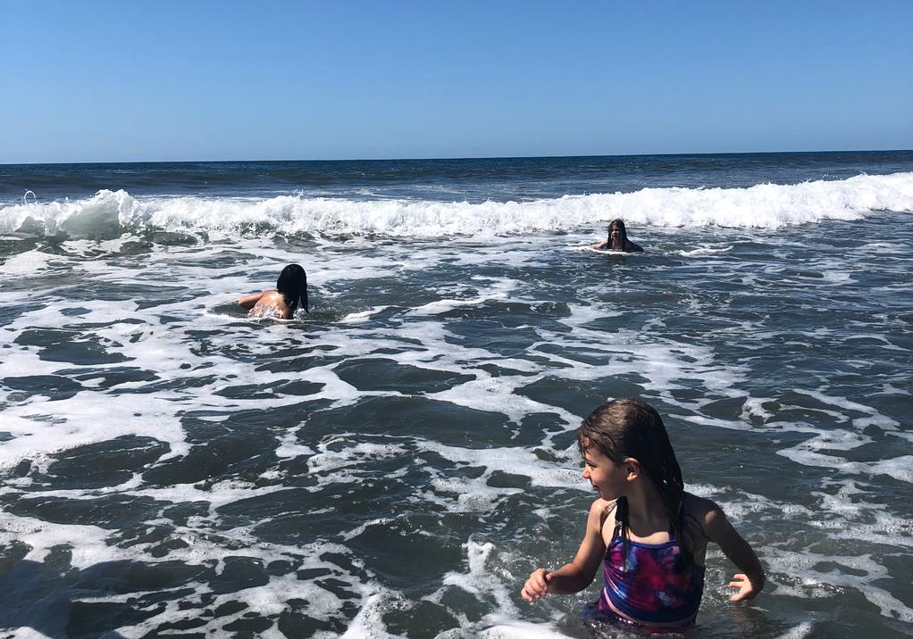Playa San Miguel Costa Rica avec enfants