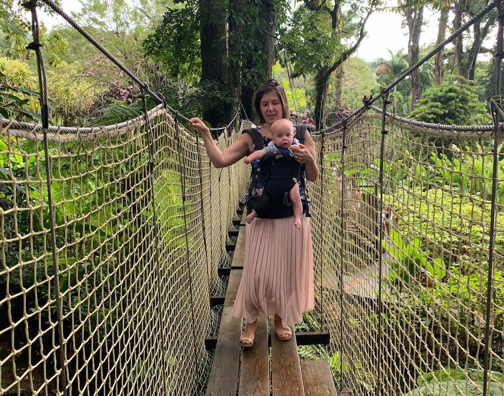 Martinique en famille avec enfants