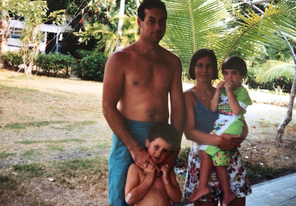 Costa Rica en famille