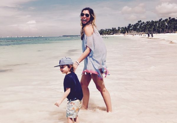 Voyager avec un seul enfant Melia Caribe Beach Resort