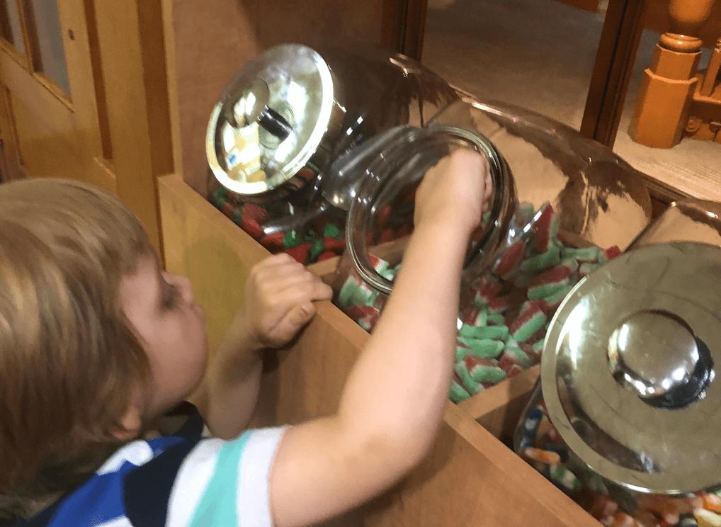 Le Bonne Entente Québec en famille avec enfants