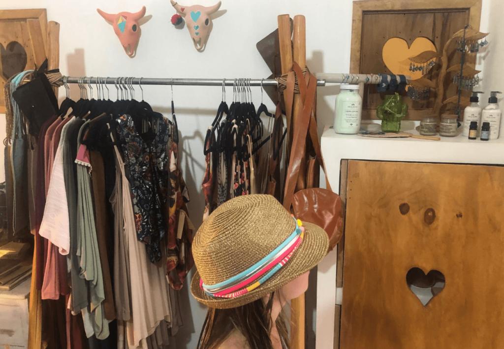 Boutique Sea and Salt shopping à San Pancho