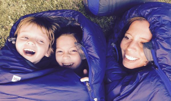 Camping en famille avec enfants