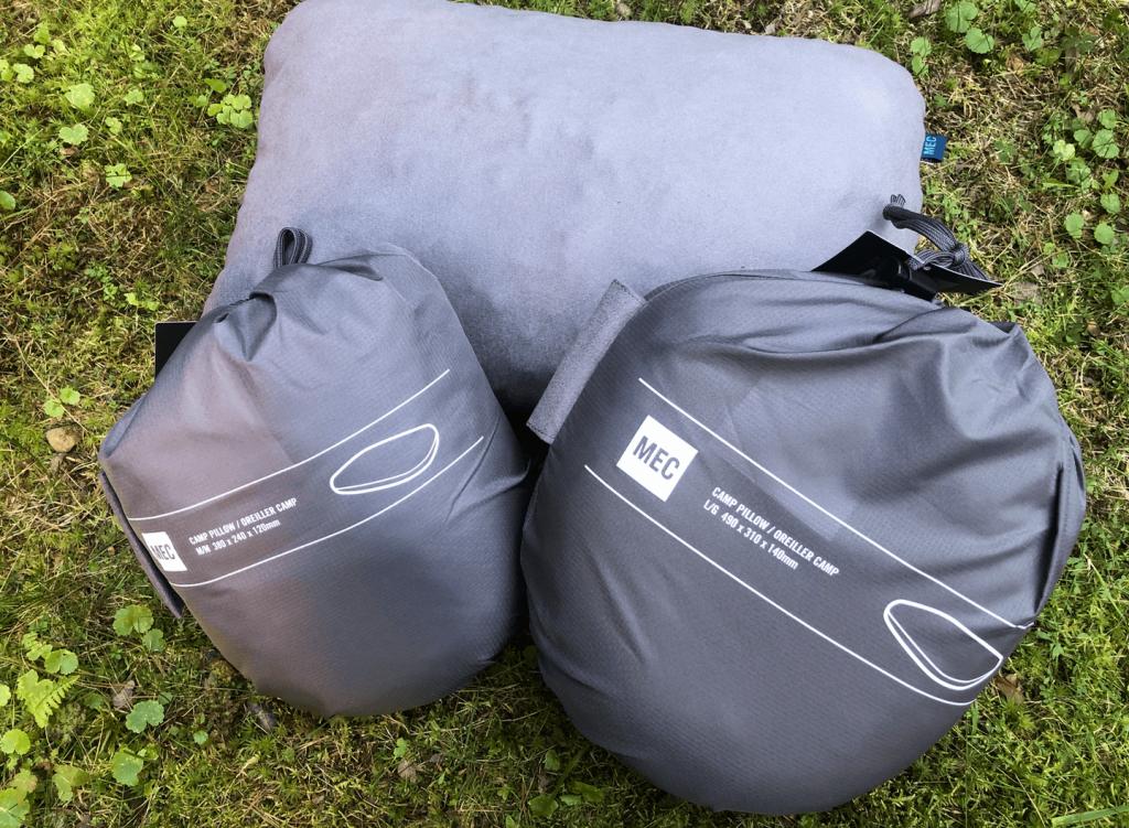 Oreiller de camping MEC