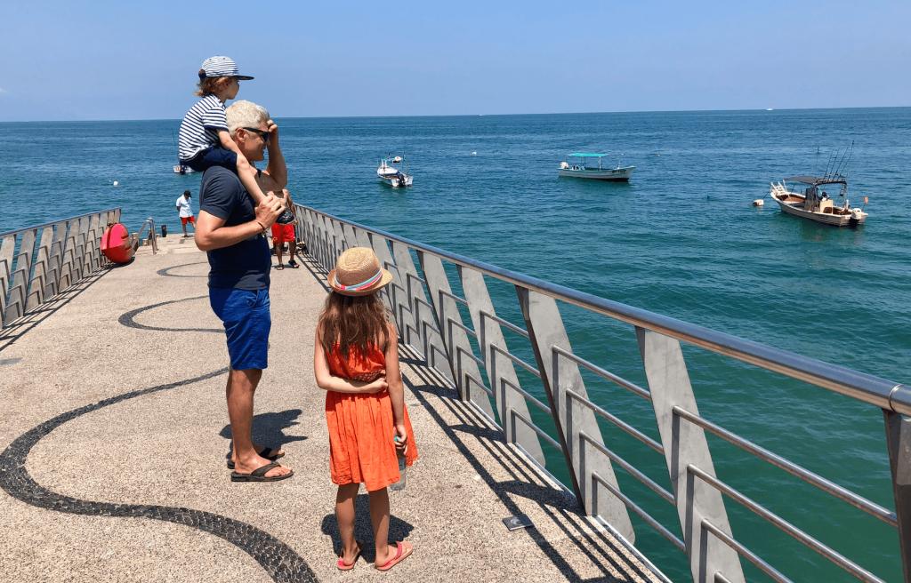 Puerto Vallarta en famille avec enfants Air Transat