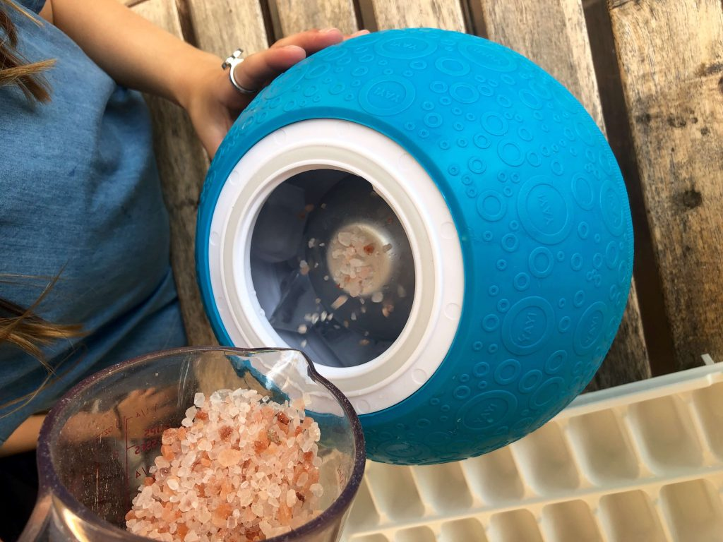Boule à crème glacée Softshell de Uco chez MEC