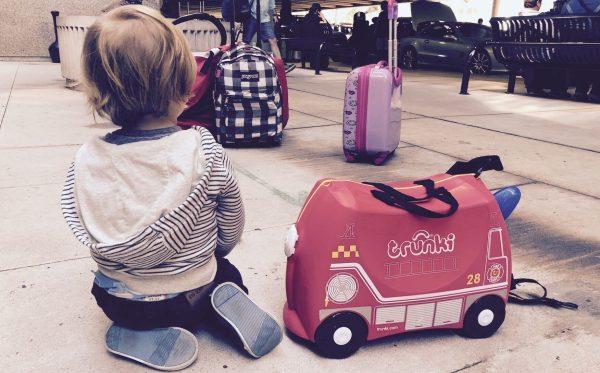 Trunki valise pour enfant