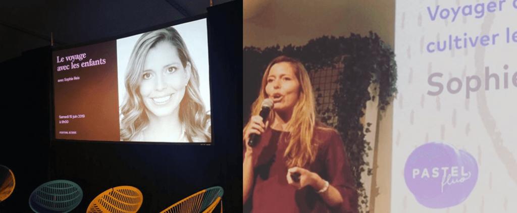 Sophie Reis conférences et ateliers