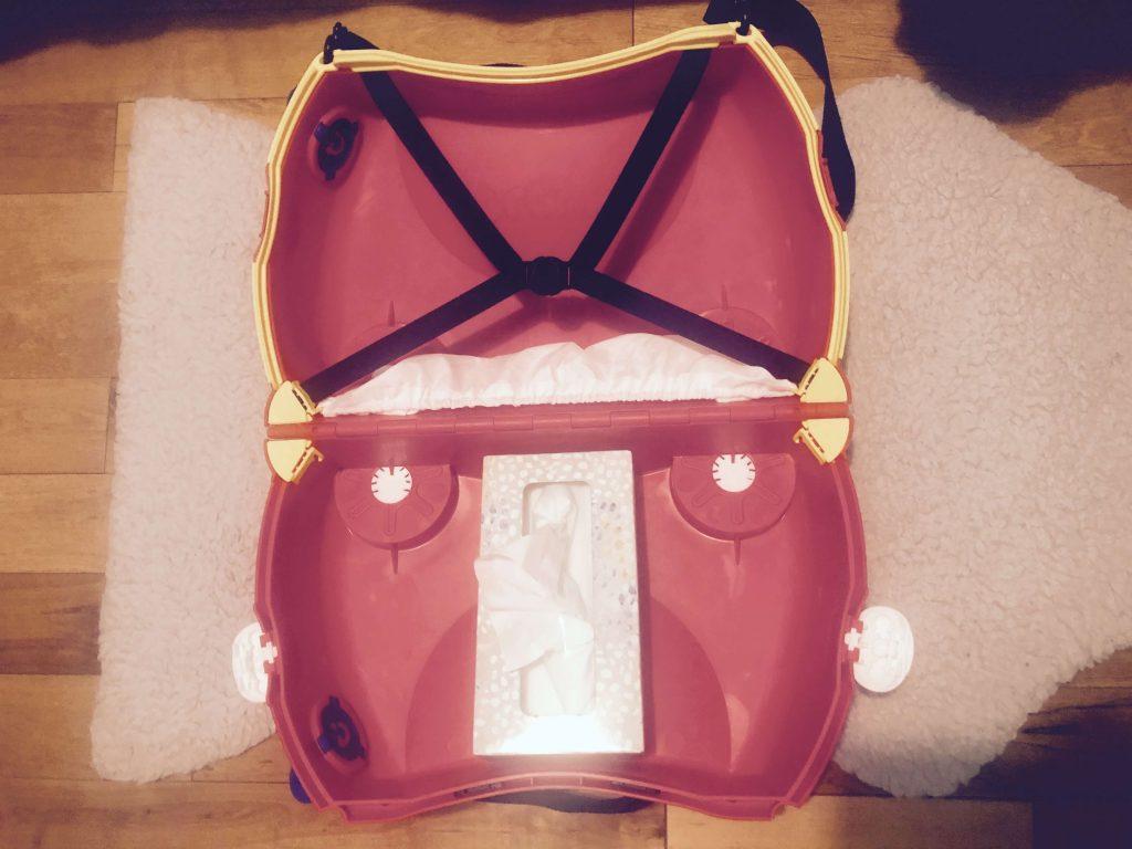 La valise pour enfant Trunki
