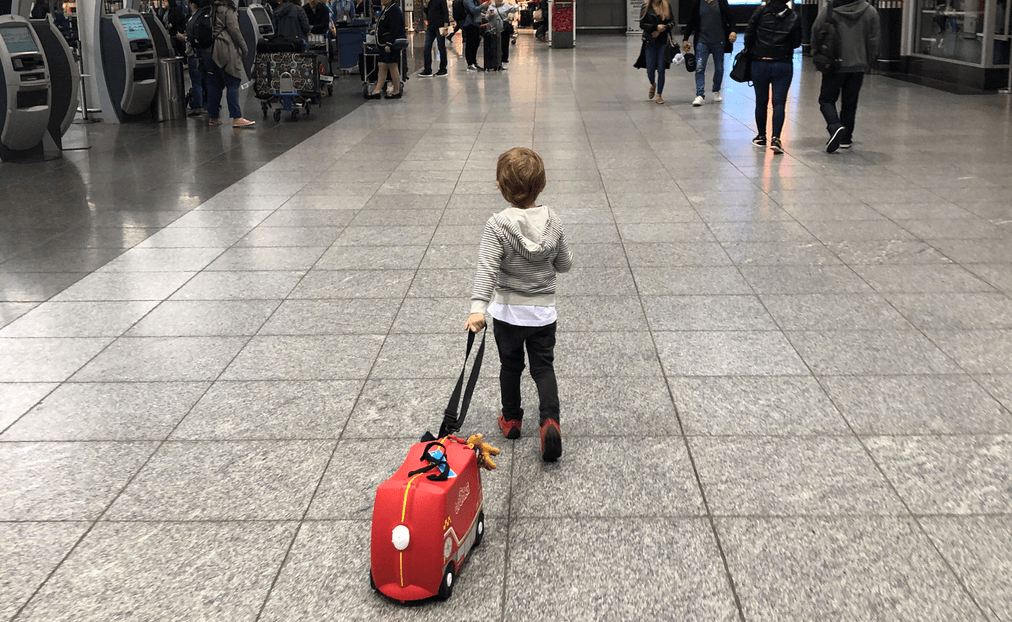 Trunki valise enfant