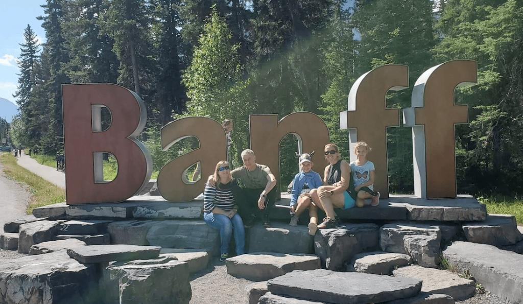 Parc National de Banff Alberta