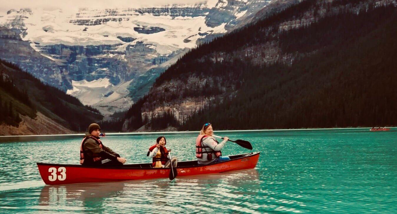 Lac Louise Alberta