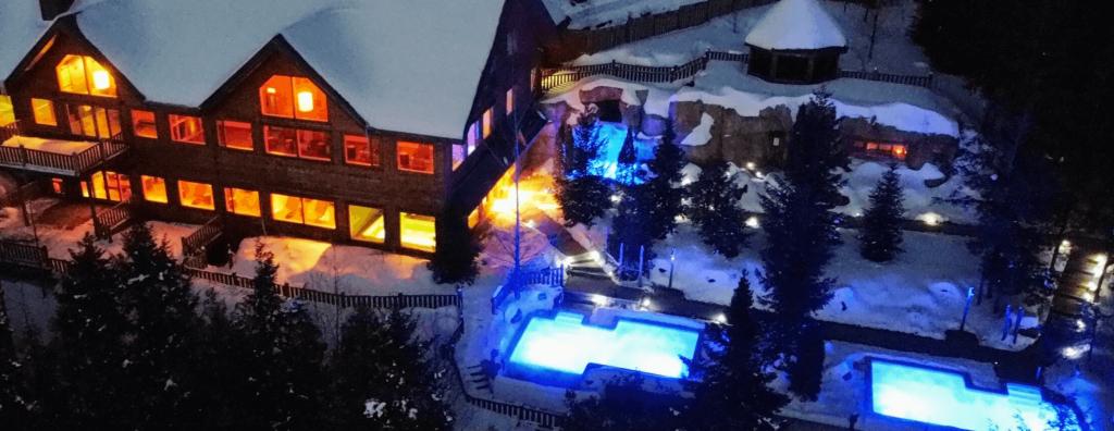 Hôtel Sacacomie Mauricie Saint-Alexis-des-Monts Vacances en famille